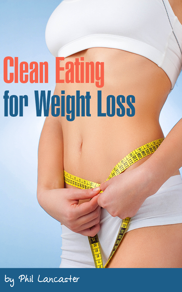 Clean Eating for Weight Loss Cover