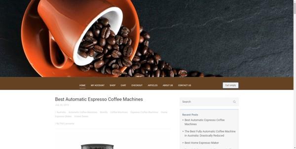 Coffee Kickstart