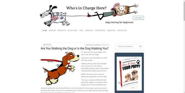 Dog Master Training