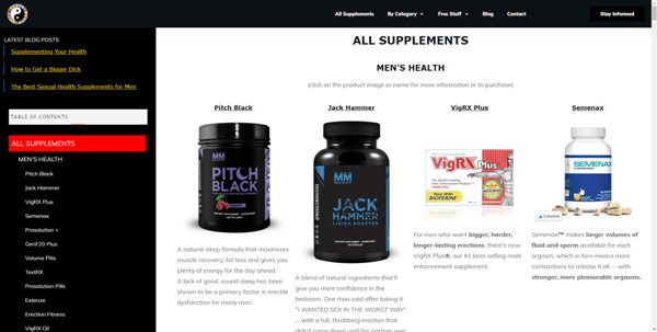 Our Healthy Supplements
